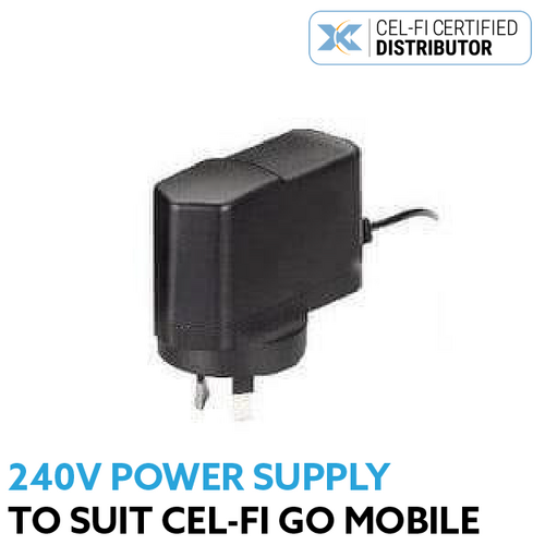 Cel-Fi GO/PRO Mains 240V Power Supply Transformer AU/NZ